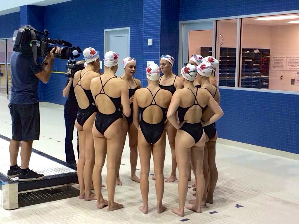 toronto 2015 pan am aquatic centre – Claudia Holzner