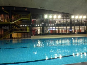 Synchro Pool with INS in background