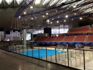 Dive Tank from Synchro Pool